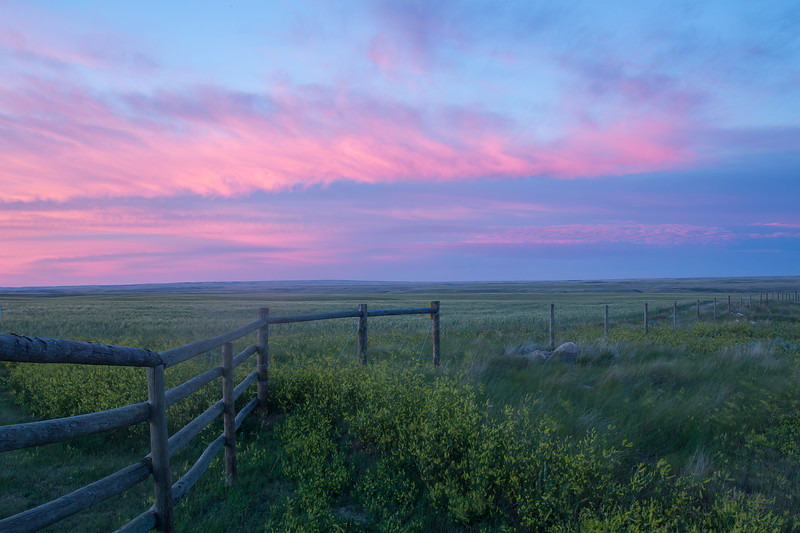 Grasslands National Park, Saskatchewan
