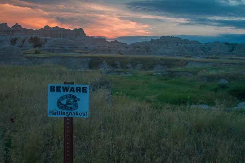 Badlands National Park (North Unit), South Dakota