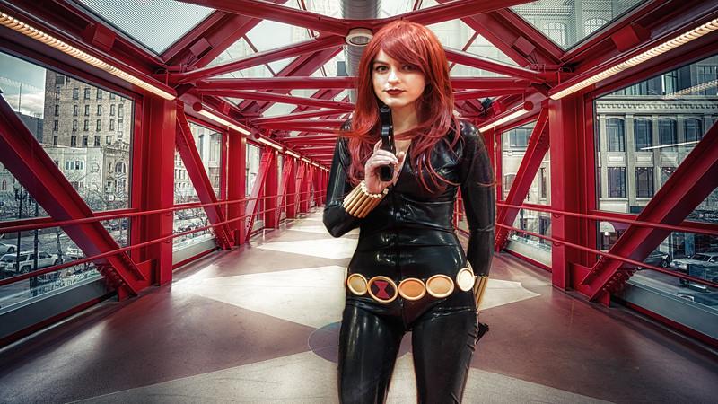 Black Widow Skyway HDR