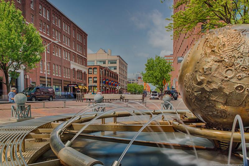 Cambridge Kendall Square hub