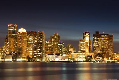 Downtown Glow