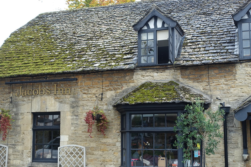 Jacob's Inn, a traditional pub, Wovercote, UK (c)2015