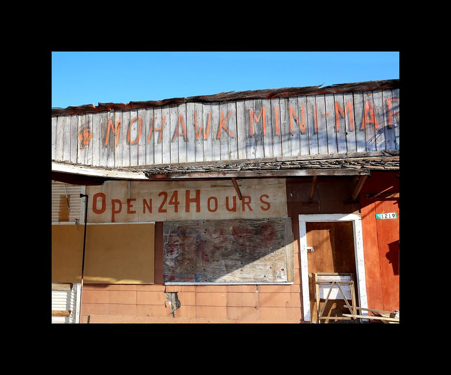 Open 24 Hours? Jerome (Ghost Town, Route 89a), Arizona (c) 2014
