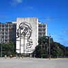 Che on a building, Havana. Image by Jose Figueroa. (c) 2015