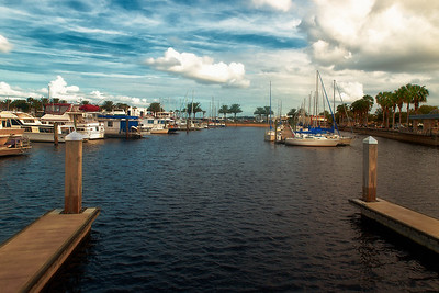 City of Sanford Marina, Florida