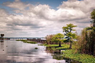 Lake Monroe, Riverwalk, Sanford, FL