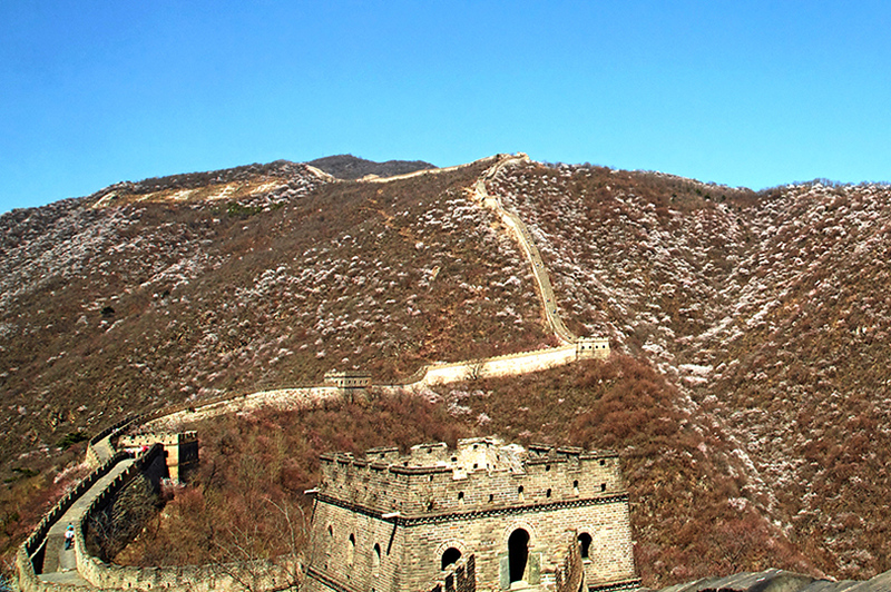 Great Wall of China, Mutiyanu Gate (c) 2012