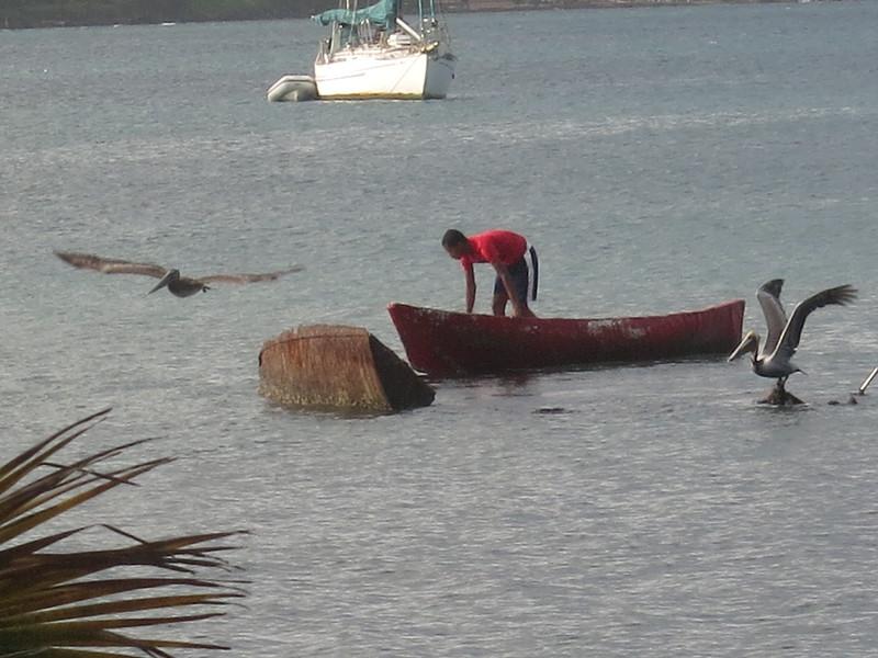 Fishing for Parco Roja, Portobelo, Panama (c)2013