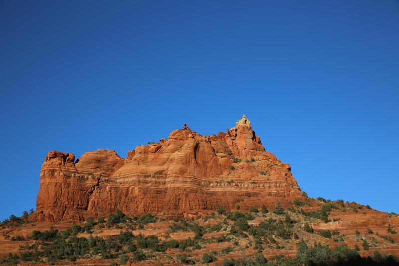 Sphinx Mountain, Sedona (c) 2014