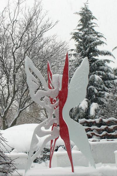 Guardian Angel by Edwina Sandys (c)2010