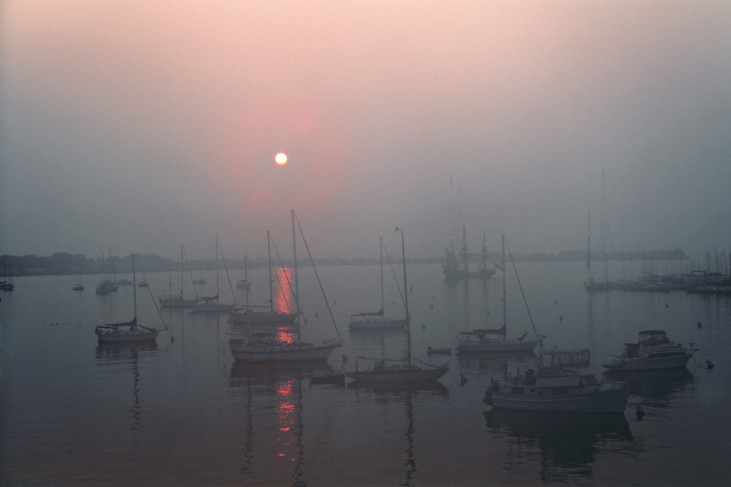 Severn River Sunrise (c) 2009