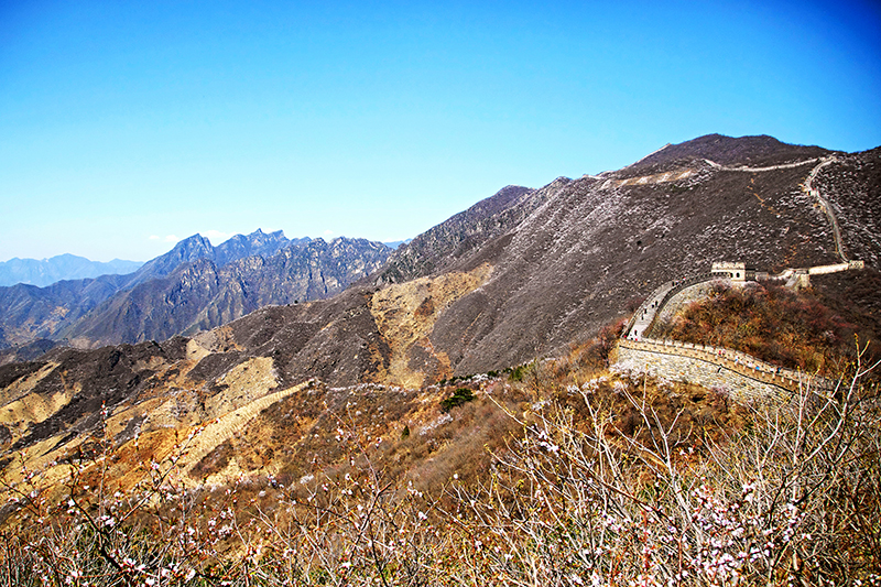Great Wall of China, Mutiyanyu Gate (c) 2012