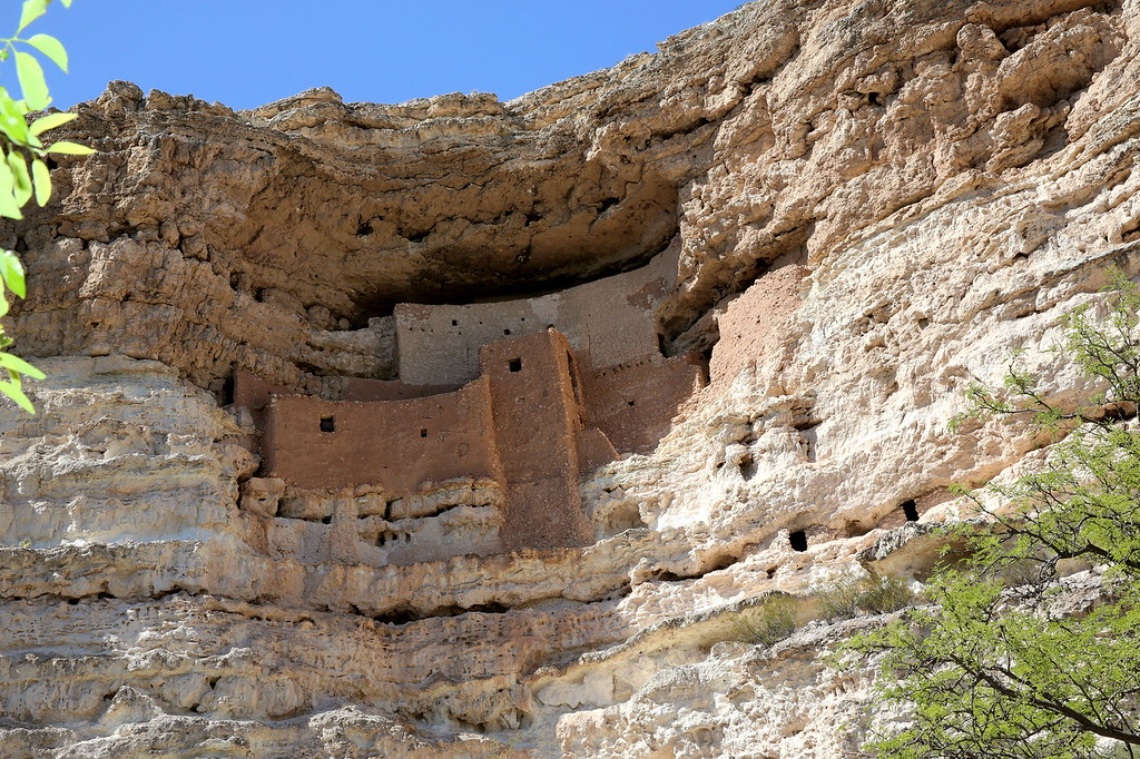 Montezuma's Castle, Arizona  (c) 2014