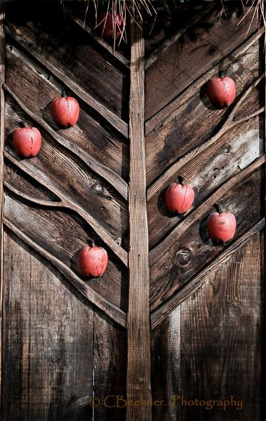 Apple Tree Gate...