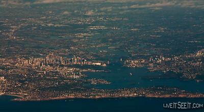 Sydney, February 2012 Sydney, February 2012. Views of the City and Harbour toward Parramatta