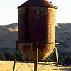 Old Water Tower Near Mitchell Canyon
