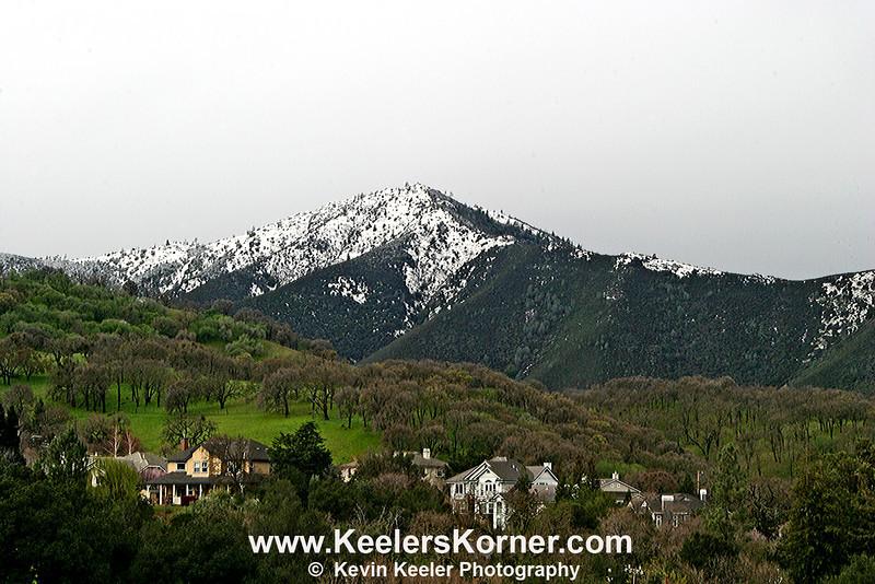 Eagles Peak Clayton, Ca. February 19, 2011