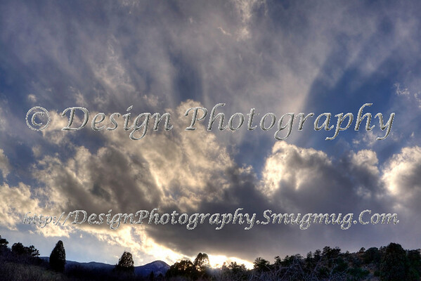 Spray of Clouds