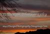 Sunset in Colorado Springs