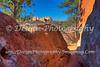 Garden of the Gods Park from Red Rock Canyon, Colorado Springs, Colorado