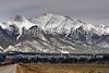 Mount Princeton Snowcaped
