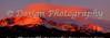 Lenticular Cloud over Pikes Peak, Colorado Springs, Colorado