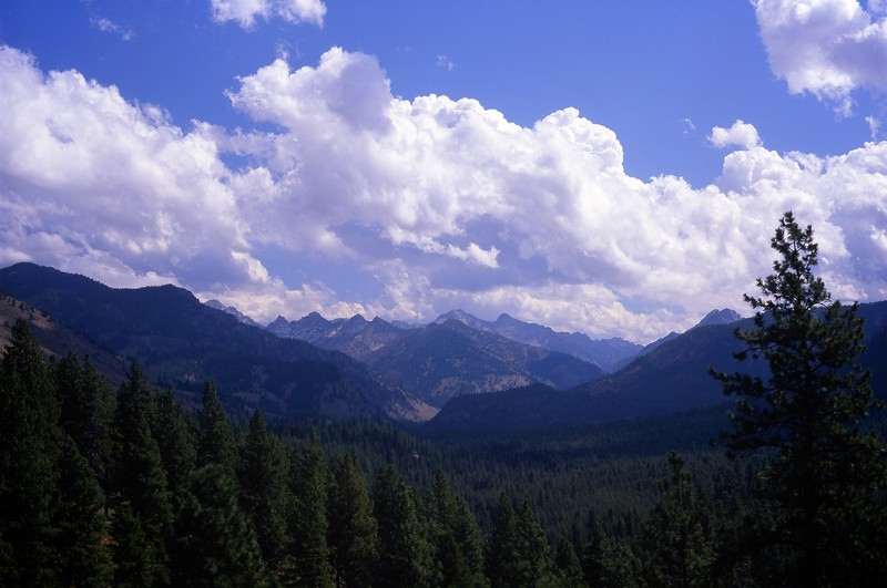 Grandjean Pass