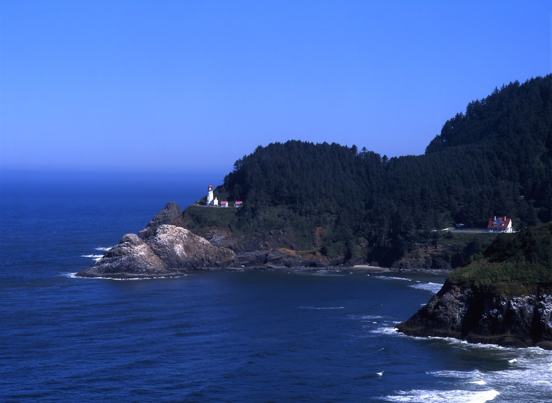 Haceta Head Lighthouse
