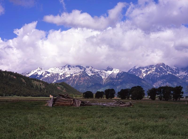 Mountain Homestead