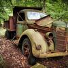 Longtime Lost International Dump Truck