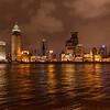 Shanghai, China - Promenade Area