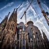 Barcelona - <br /> Basílica de la Sagrada Família