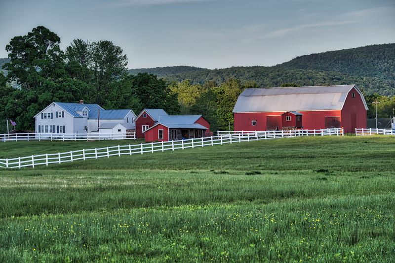 Springtime Farm