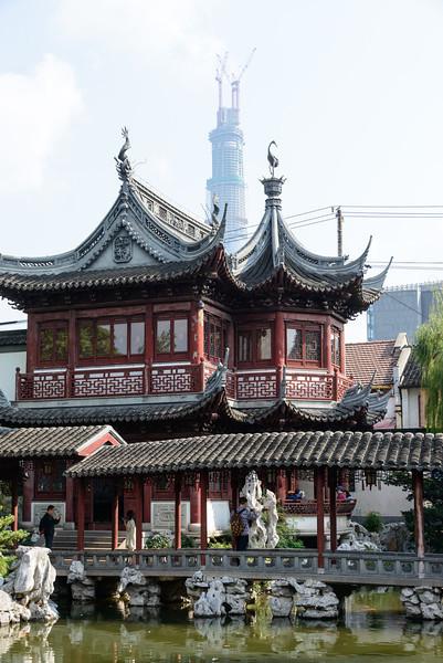 Shanghai, China - Yu Garden