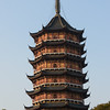 Suzhou, China - Beisi Pagoda