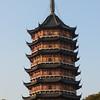 Suzhou, China - Beisi Pagoda