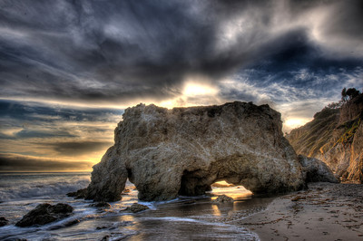 HDR Southern California Landscapes shot with Nikon D3X & 14-24 mm 2.8 Nikkor Wide-Angle Zoom