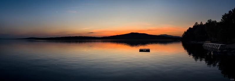 mooselook sunset_1017