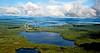 Mooselookmeguntic Lake aerial