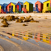South Africa St James Beach Huts
