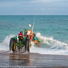 South Africa Arniston Seaport Launching Fishing Boats