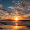 South Africa Muizenberg Beach Sunrise