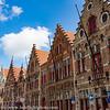 Bruges Belgium Street Scene