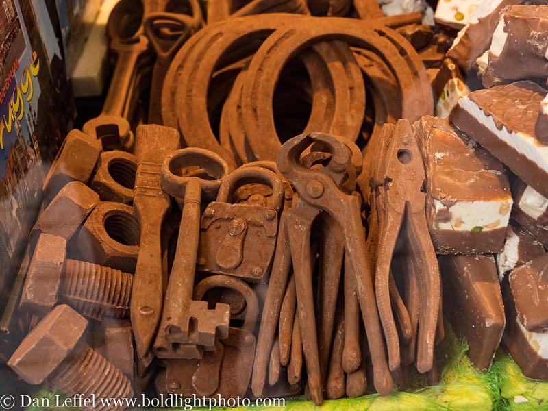 Bruges Belgium Chocolate