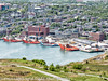 St Johns Newfoundland view from Signal Hill