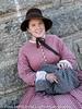 Halifax Canada Citadel Woman