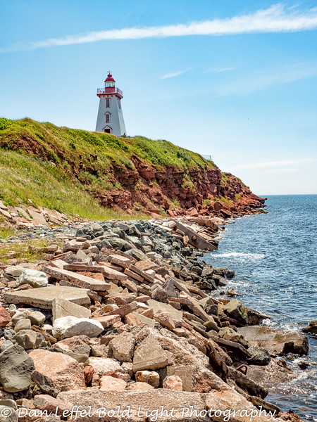 Georgetown Harbour Lighthouse Prince Edward Island