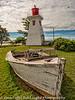 Victoria Prince Edward Island Lighthouse