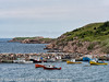 Nova Scotia Fishing Village