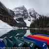 Canadian Rockies Moraine Lake